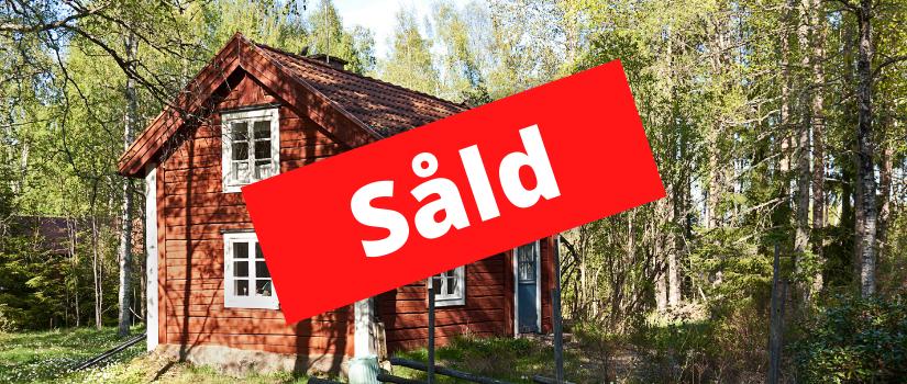 Salg af hus i Sverige
