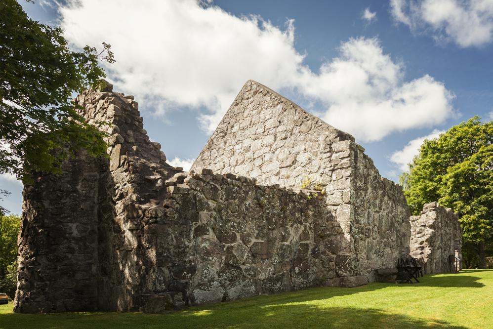 Ruin Skåne